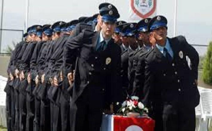Polis Okulunda Mesleki temel eğitimi için kademe verilmez