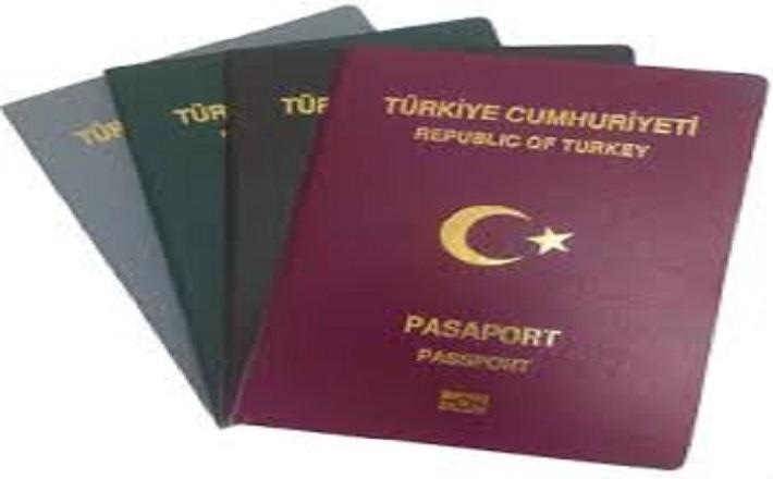 2020 Yılı Değerli Kağıt  (Pasaport, Sürücü Belgesi, Aile Cüzdanı vs.) Bedelleri