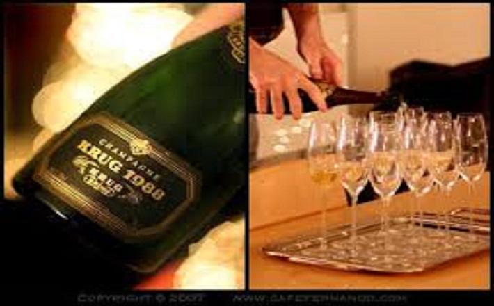 Şampanya ile Şarap Arasındaki Fark Nedir?