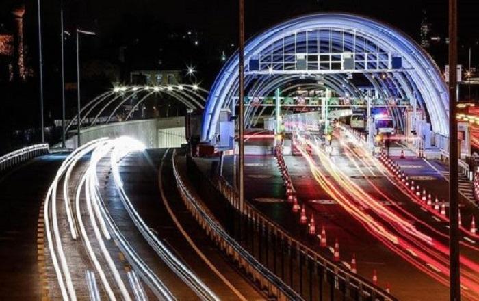 2019 Yılı Avrasya Tüneli ile Diğer Tünel, Köprü ve Otoban Geçiş Ücretleri