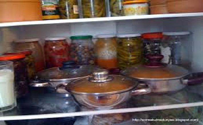 Sıcak Yemek Buzdolabına Konur mu?