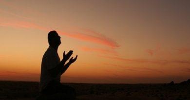 Hüzün Duası...Dertten Kederden Kurtulma Duası